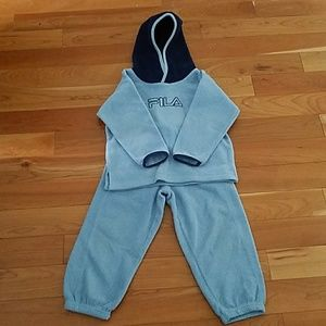 Fila Other - 🔴3/$20 Boys Fila sweat outfit