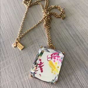 Kate Spade Jewelry - Kate Spade New York mirror Splatter necklace