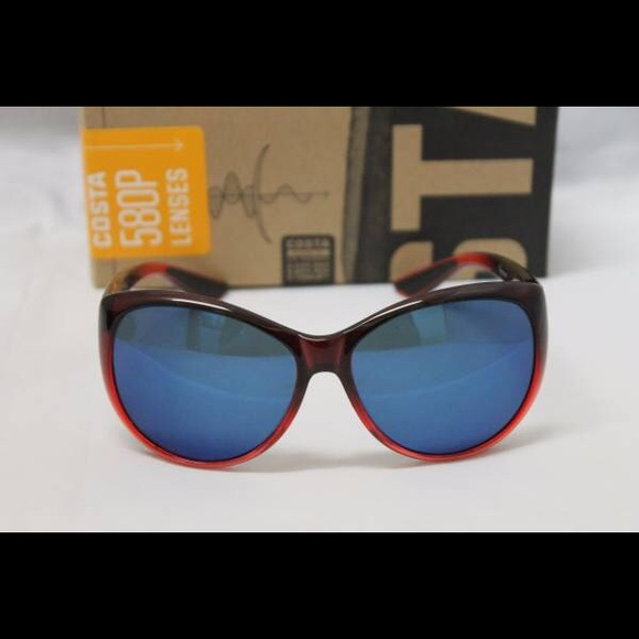 e5eee1276f New Costa Del Mar La Mar 580P Polarized Sunglasses