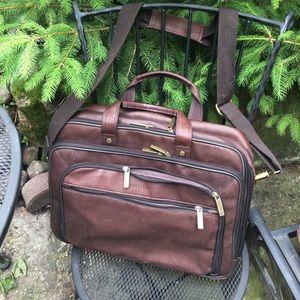 Heritage Other - Heritage large leather workbag