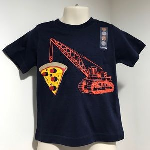 Gymboree Other - Boys 12-18 months NWT SS Navy Tee