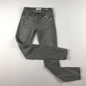 Frame Denim Denim - Frame Size 26 Le Skinny de Jeanne Jeans Gray