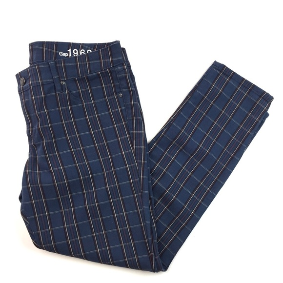 Women's Plaid Pants. Showing 48 of results that match your query. Search Product Result. Product - Women's Knit Pull On Pants. Best Seller. Product Image. Price Product - Alfani NEW Blue Womens Size 16 Skinny Leg Comfort Waist Plaid Pants. .