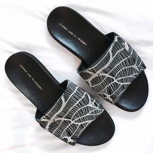 10 Crosby Derek Lam Shoes - HOST PICK Derek Lam 10 Crosby Spence Slide Sandals