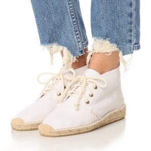 Soludos Shoes - LAST ONE🎈NEW🕊 SOLUDOS ESPADRILLE WEDGE BOOTIE