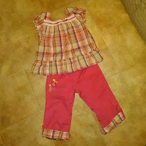Nanette Baby Other - Toddler Capri outfit
