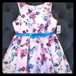 Knitworks Other - Girls floral dress