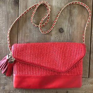 Henri Bendel Clutch Crossbody Bag