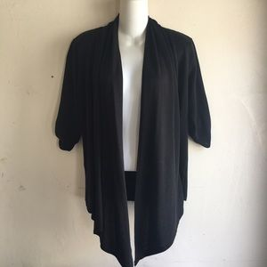 Derek Heart Sweaters - CLOSET CLEAR-OUT Black Cardigan