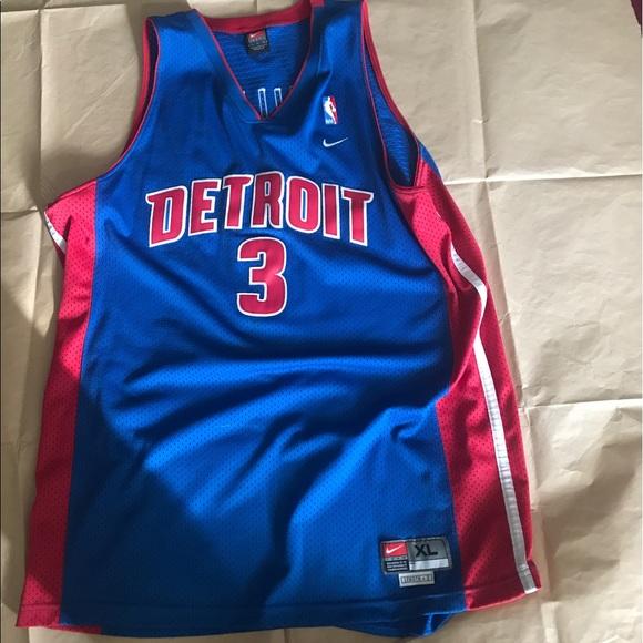 wholesale dealer bb873 dcc07 Ben Wallace Piston jersey