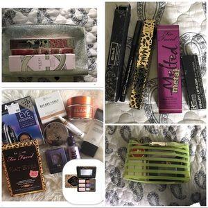 Makeup, Beauty cosmetics bundle
