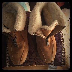 Khombu Shoes - Khombo snow boots