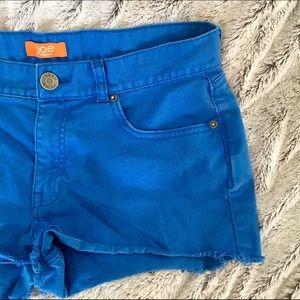 Joe Fresh Blue Jean Shorts