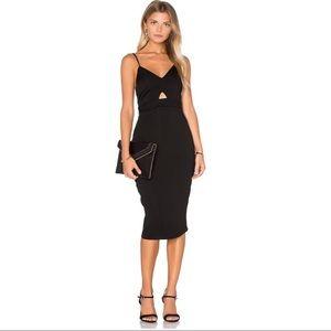 Karina Grimaldi Dresses & Skirts - Karina Grimaldi Noah Dress in black size L BNWT