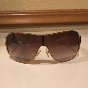 931f7c360a Prada Accessories - Authentic Prada Sunglasses SPR 57L ZVA-6S1 120 3N