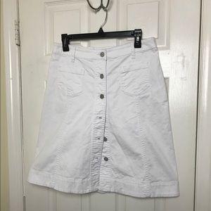 Chaps Dresses & Skirts - Chaps Denim skirt