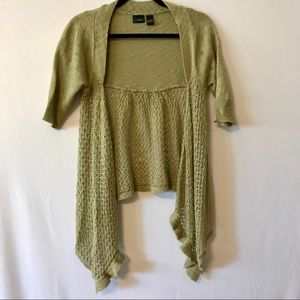Daytrip Sweaters - DayTrip Sage Green Sweater Size L