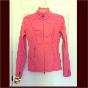 Zella women's XS Full ZipUp PINK Jacket