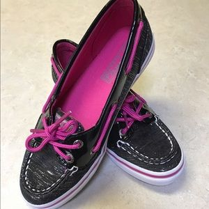Sperry Other - NWOT. Girls Sperry size 3. Style Seabright