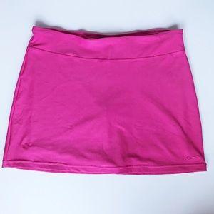Nike Dri Fit Pink Tennis Golf Skirt