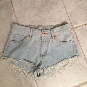 Bullhead Pants - High waisted shorts