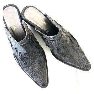Roper Shoes - Roper Mule Slip on