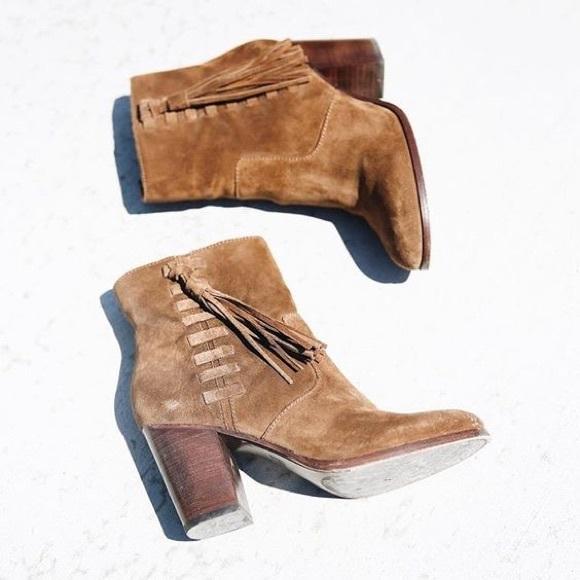 Frye Shoes - Frye 'Myra' Booties