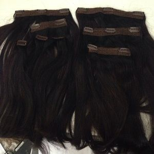 100% Human Remy Hair extensions 14 inch
