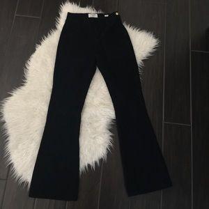 Frame Denim Pants - Frame Le Flare De Francoise corduroy pants. Frame