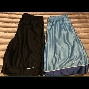Nike Other - Two Mens Nike Shorts