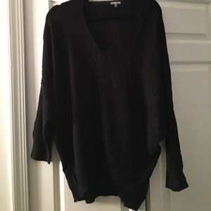 Charlotte Russe Sweaters - 🎀COMFY SWEATER PLUS SIZE NWT FITS SMALL🎀