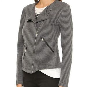 Bloomingdale's Jackets & Blazers - EUC Generation Love Detailed Moto Jacket