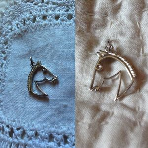 Sterling Silver Horse 🐴 Charm