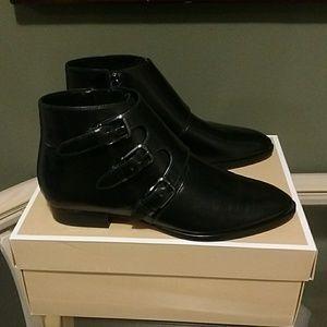 MICHAEL Michael Kors Shoes - MICHAEL KORS PRUDENCE FLAT BOOTIE