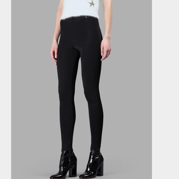 d0d3735bf1fa 🔥SALE Valentino sub-zero couture black legging