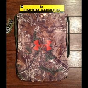 Under Armour Other - Under Armour Realtree Backpack!
