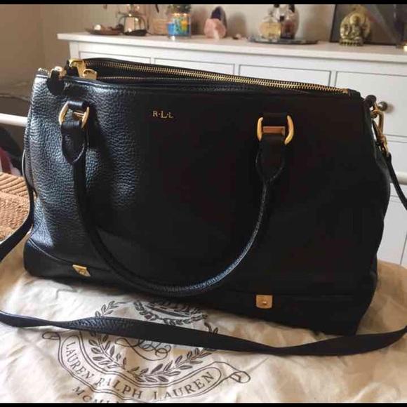 b7bde63c3871 ... switzerland lauren ralph lauren handbags lauren ralph lauren morrison  satchel b6032 be555