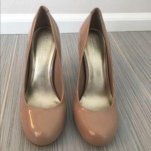Marco Santi Shoes - Marco Santi Genevieve Nude Pumps