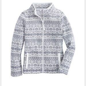 Vineyard Vines Other - VINEYARD VINES Fair Isle Polar Fleece Lined Jacket