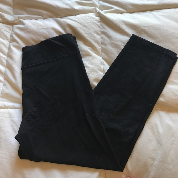 05b40a446c601 American Eagle Outfitters Pants | American Eagle Black Leggings ...