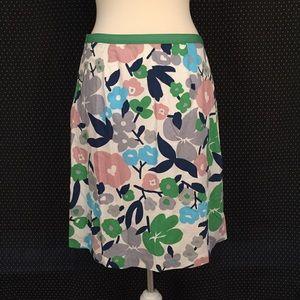 Boden Dresses & Skirts - Boden Floral Skirt Size 8R