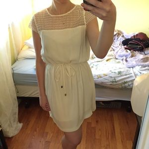 Zara Belted Mini Dress