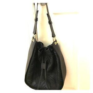 Vince Camuto Handbags - Vince Camuto Rayli black hobo shoulder handbag