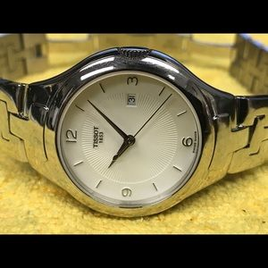 Tissot Accessories - Women's Tissot stainless steel watch