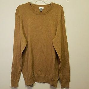 🔴Tan Old Navy Crew Neck Sweater