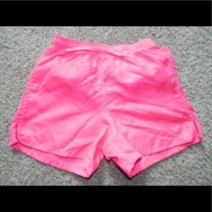 Umbro Other - Umbro Girl's Hot Pink Soccer Athletic Shorts