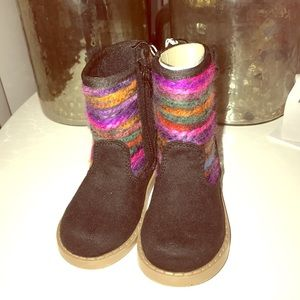 NWT OLD NAVY COLORFUL booties!