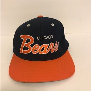 Mitchell & Ness Other - Chicago Bears vintage  Mitchell & Ness snapback