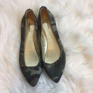 Xhilaration Shoes - Camo print flats