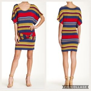 Plenty by Tracy Reese Dresses & Skirts - Plenty by Tracy Reese Striped Twist Tunic Dress
